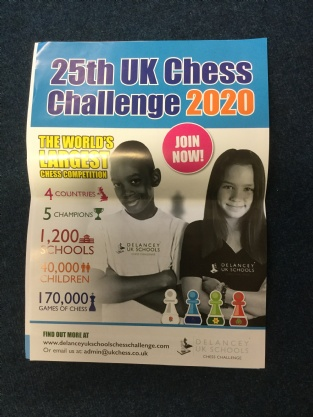 Chess Club News!